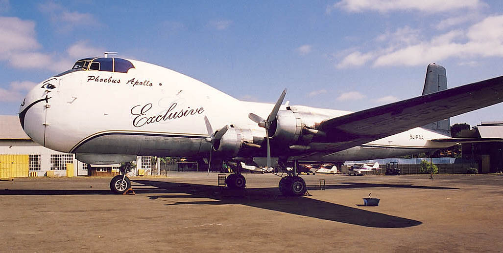 Carvair 9J-PAA