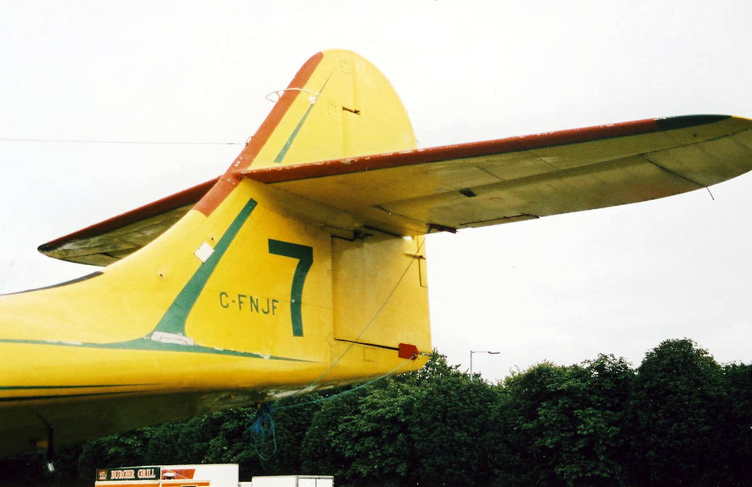 Catalina C-FNJF