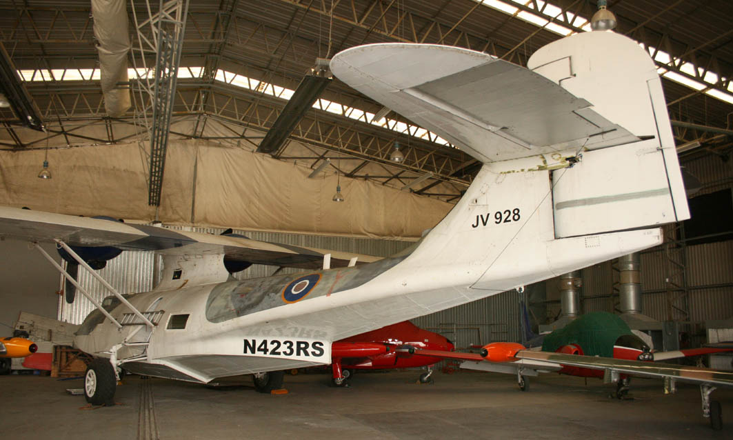Catalina N423RS