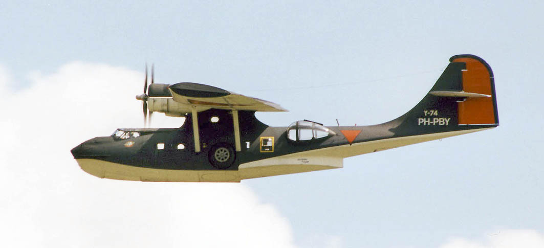 Catalina PH-PBY