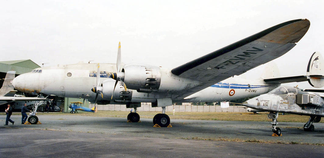 Constellation F-ZVMV