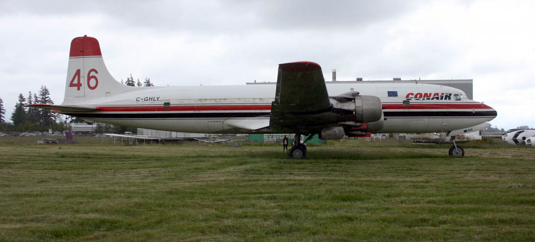 DC6 C-GHLY