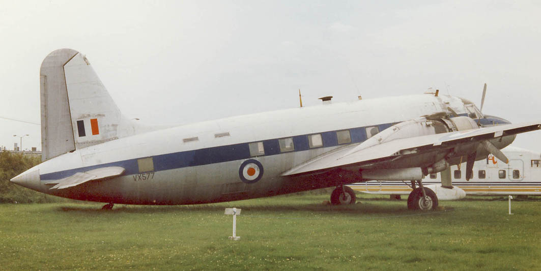 Vickers Viking Aircraft
